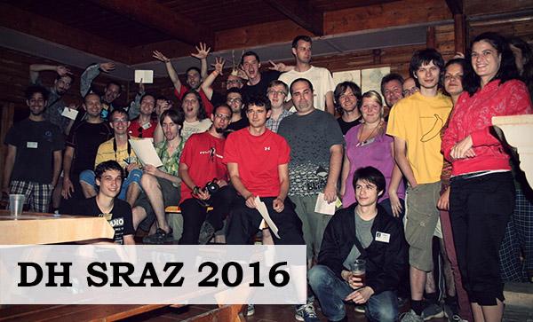 DH sraz 2016