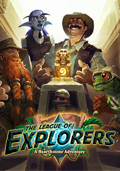 The League of Explorers: A Hearthstone Adventure