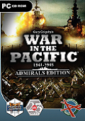 War in the Pacific - Admiral's Edition