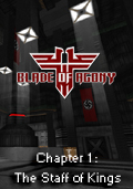 WolfenDoom - Blade of Agony: Chapter 1 - The Staff of Kings