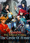 Loren the Amazon Princess - The Castle of N'Mar