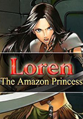 Loren the Amazon Princess