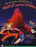 The Bizarre Adventures of Woodruff and the Schnibble